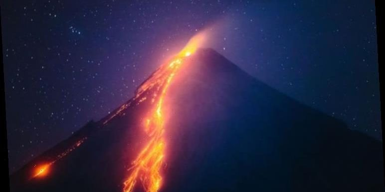 Volcano expert pinpoints key eruption warning signs which signal when it's about to blow