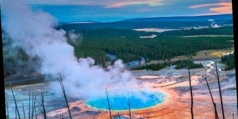 Yellowstone: USGS warns of 'devastating' eruption as 'largest earthquake ever' identified
