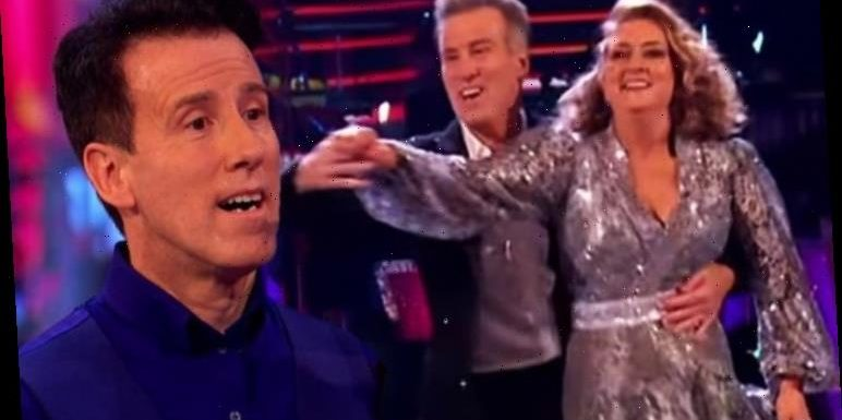 Anton Du Beke addresses 'unfair criticism' on Strictly Come Dancing: 'A bit disappointed'