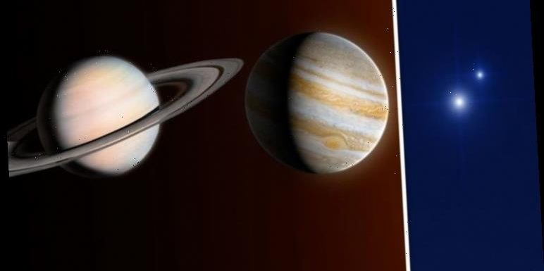Jupiter and Saturn conjunction tonight: NASA reveals how to see the 'Christmas Star'
