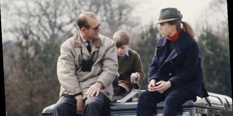 Was Princess Anne really Prince Philip's favourite child? The Crown fact-checked