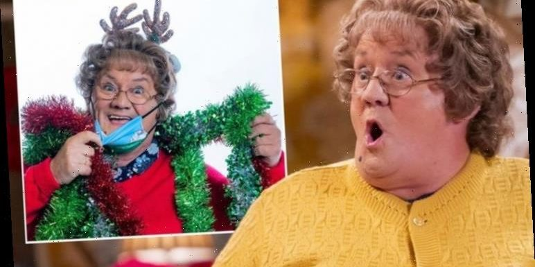 Mrs Brown's Boys star Brendan O'Carroll speaks out on most 'terrifying' scene