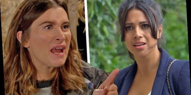 Emmerdale spoilers: Priya Sharma comes face to face with Debbie Dingle in showdown