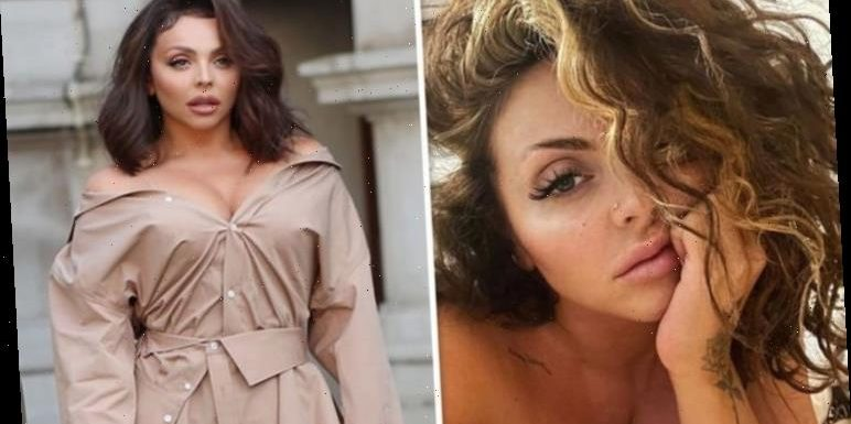 Jesy Nelson gives rare insight into new life after Little Mix as she talks 'chilling' film