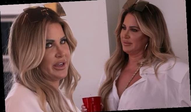 Don't Be Tardy: Kim Zolciak goes mansion shopping in Arizona