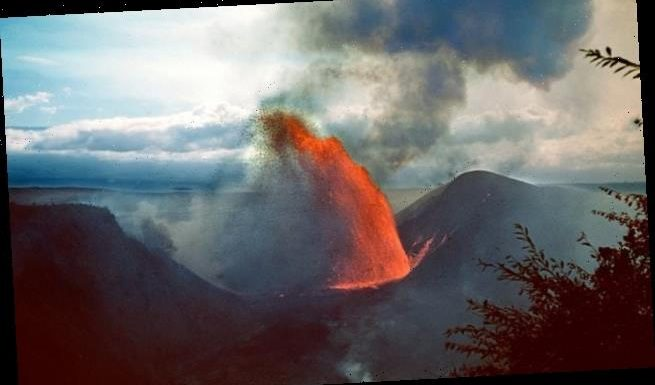 Scientists predict volcanic eruptions from decades-old lava crystals