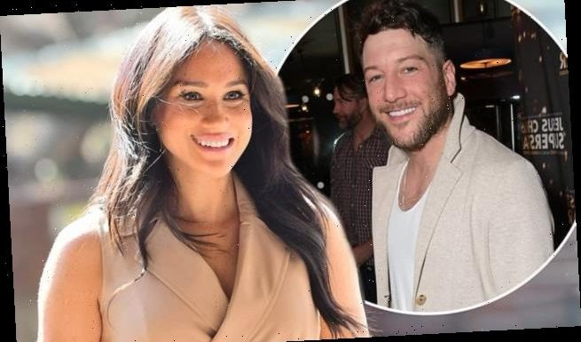 Matt Cardle on swapping messages with Meghan Markle