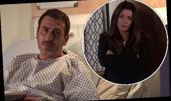 Coronation Street SPOILER: Peter Barlow dying of liver failure
