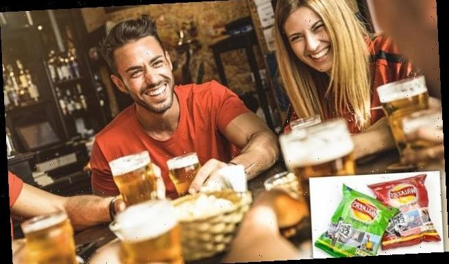CO2 from brewing beer will be used to help make crisps