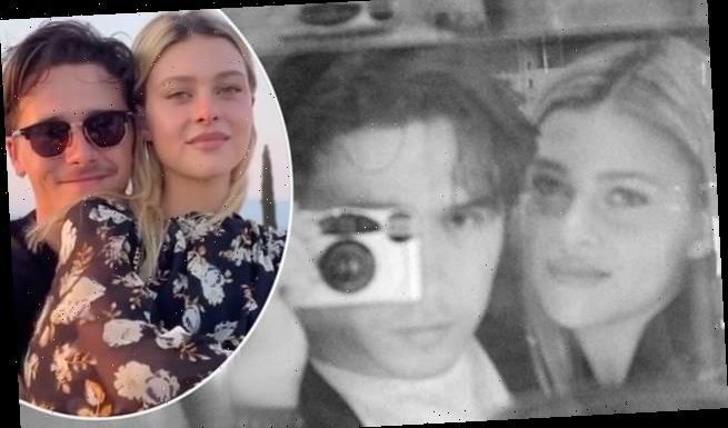 Brooklyn Beckham shares selfie with 'life partner' Nicola Peltz