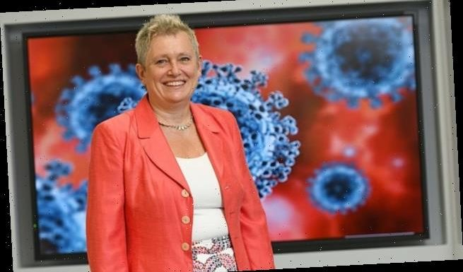 Vaccine chair blames Covid-19 on 'unsustainable agriculture'