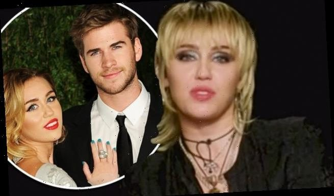 Miley Cyrus gives famous exes a serve on The Project