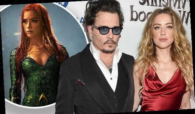 Johnny Depp 'attempted to have Amber Heard replaced on Aquaman'