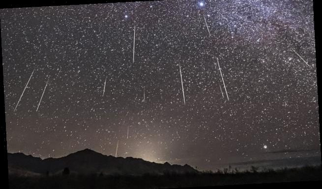 Geminid meteor shower will see some 100 shooting stars per hour