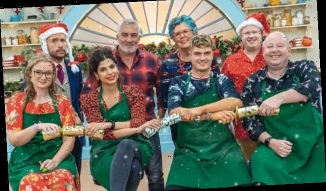 The Great British Bake Off reveals line-up for festive specials