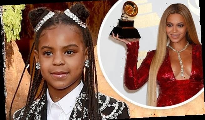 Blue Ivy Carter becomes a Grammy nominee like mom Beyonce