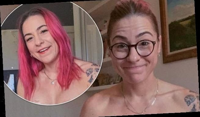 Lucy Spraggan feels 'incredible' as she shows results of her boob job