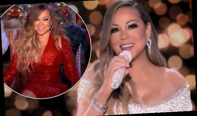 Mariah Carey's All I Want For Christmas Is You FINALLY tops UK charts