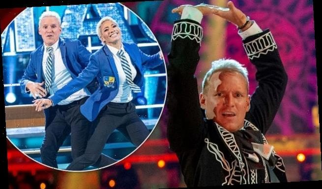Strictly's Jamie Laing claims fans judged him as a 'posh blond idiot'