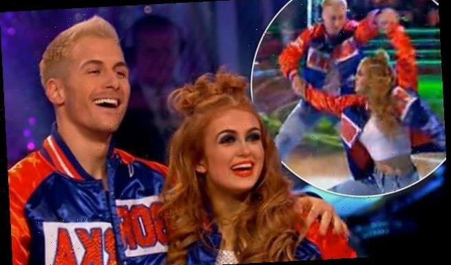 Strictly's Maisie Smith tops leaderboard with PERFECT 30 points score