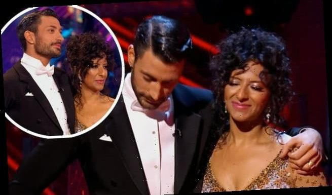 Strictly: Ranvir Singh and Giovanni Pernice voted off in semi-final