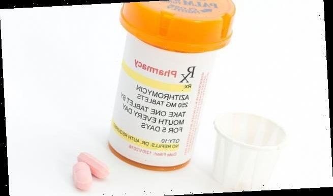 Antibioticazithromycin is DROPPED from RECOVERY trial