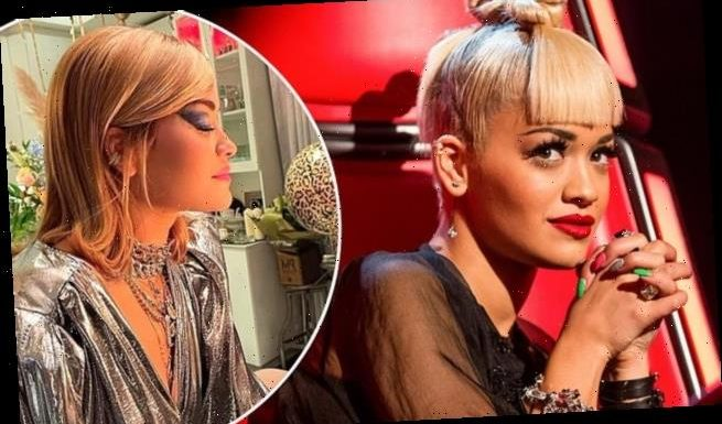 Law-breaking Rita Ora is named a new judge on The Voice Australia