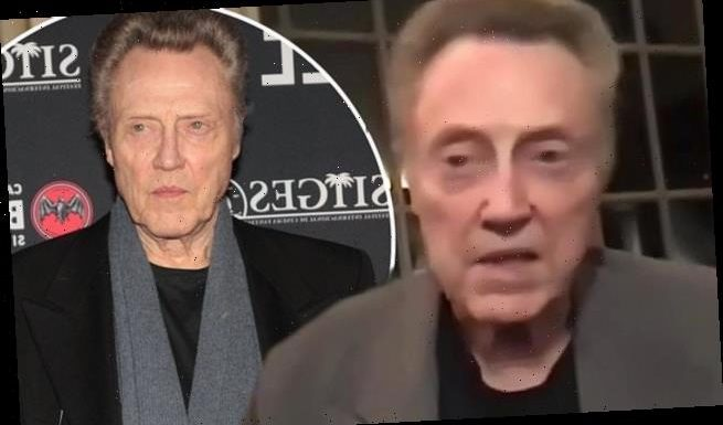 Christopher Walken has never owned a cell phone or a computer