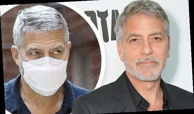 George Clooney urges 'put a f***ing mask on' in profane rant