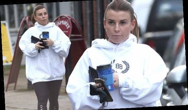 Coleen Rooney steps out amid ongoing legal battle with Rebekah Vardy