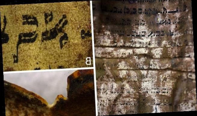 Ancient Jewish manuscript analysed using state-of-the-art cameras