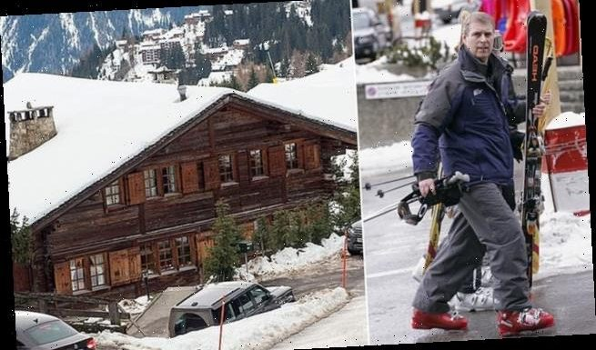 Is Prince Andrew set to lose £13million on a ski chalet sale?