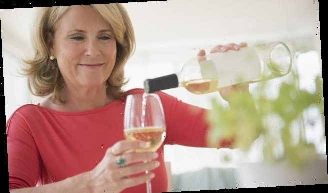 Boozing up 50% with one in 20 drinking  five bottles of wine a week