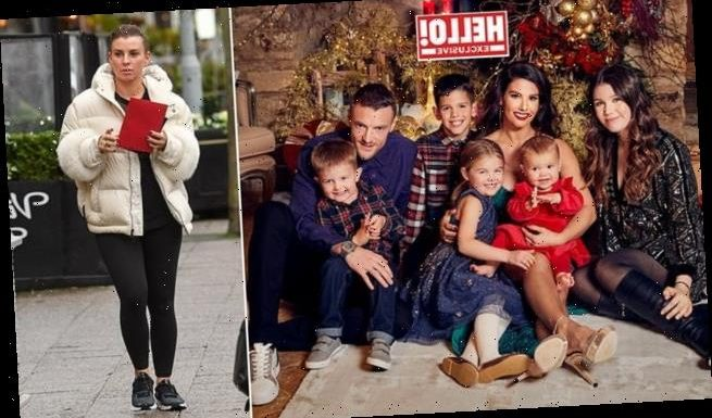 Rebekah Vardy hints she and Coleen Rooney could end their WAG war soon