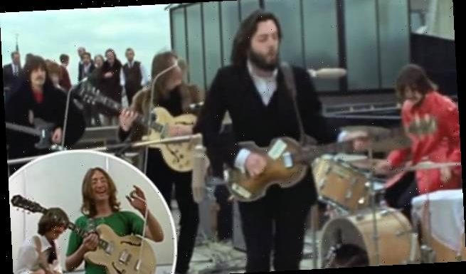Peter Jackson gives FIRST LOOK at upcoming film The Beatles: Get Back