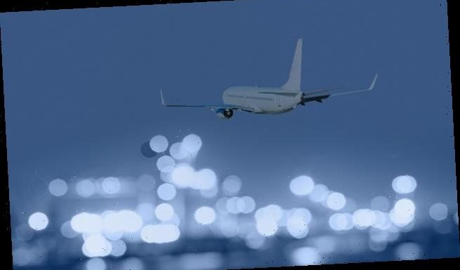 Sounds of planes flying overhead at night can trigger a heart attack