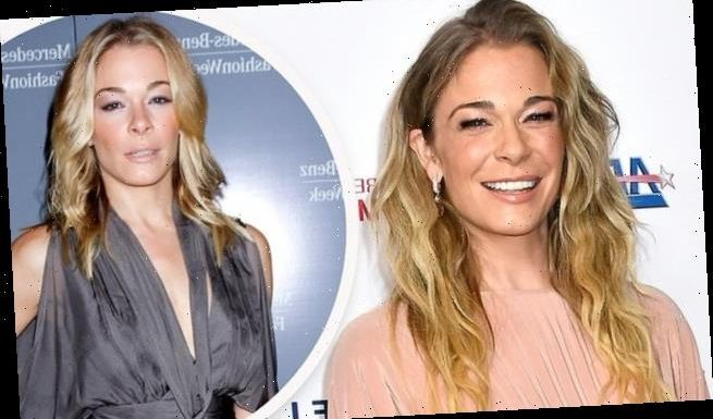 LeAnn Rimes says she sought treatment in 2012 for anxiety over shaming