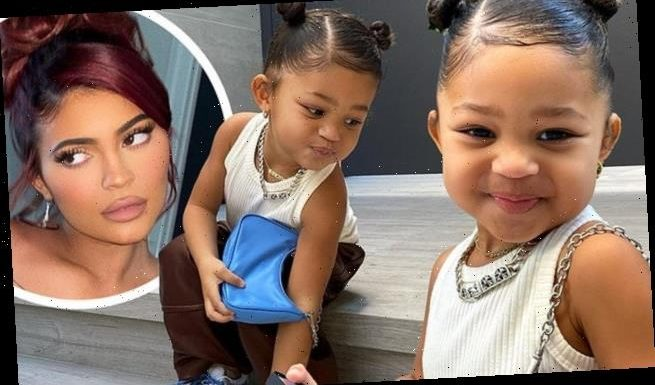 Kylie Jenner says 'mommy's not ok' that Stormi will be three soon