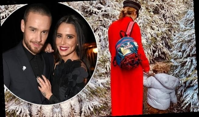 Cheryl sings with son and gives insight into Christmas with Liam Payne
