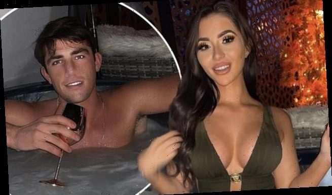 TOWIE's Chloe Brockett sparks dating rumours with Jack Fincham