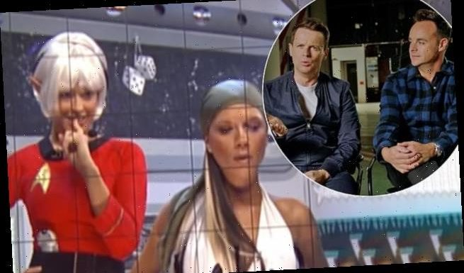 Ant, Dec and Cat Deeley reflect on SMTV in reunion special