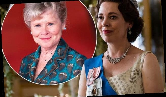 Olivia Colman won't give Imelda Staunton tips on playing the Queen