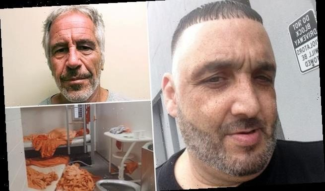 Last man to share jail cell with Jeffrey Epstein dies of COVID