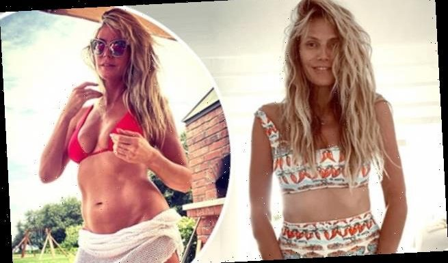 Heidi Klum, 47, reveals the secrets behinds her age-defying physique