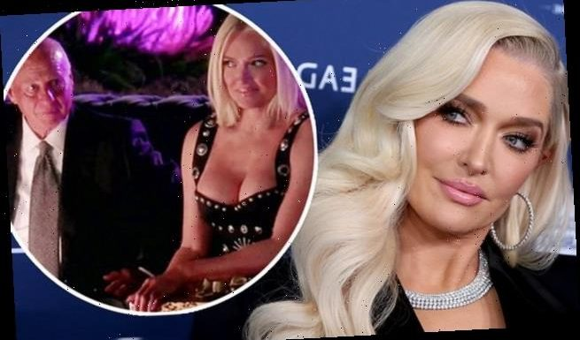 Erika Jayne will  'address her divorce' from Tom Girardi on RHOBH