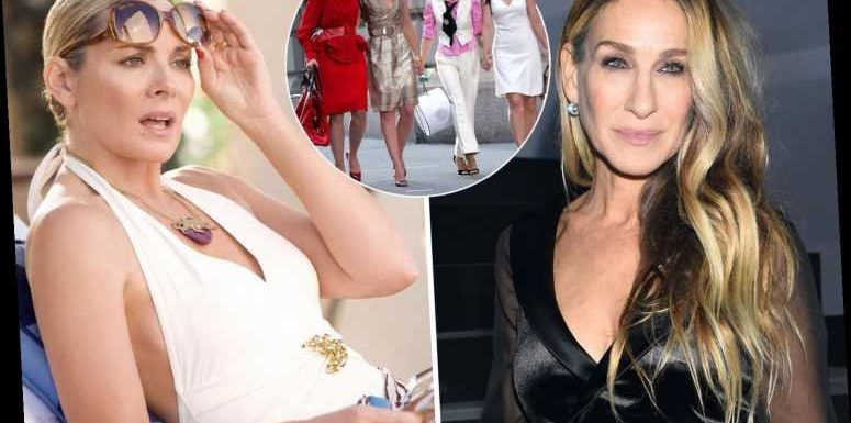Why does Kim Cattrall have a beef with Sarah Jessica Parker?
