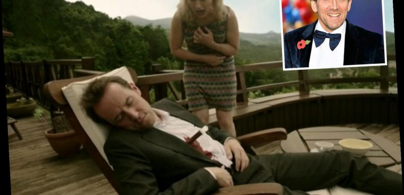 Death in Paradise's Ben Miller admits watching his on-screen death was 'weird and disturbing' ahead of shock return