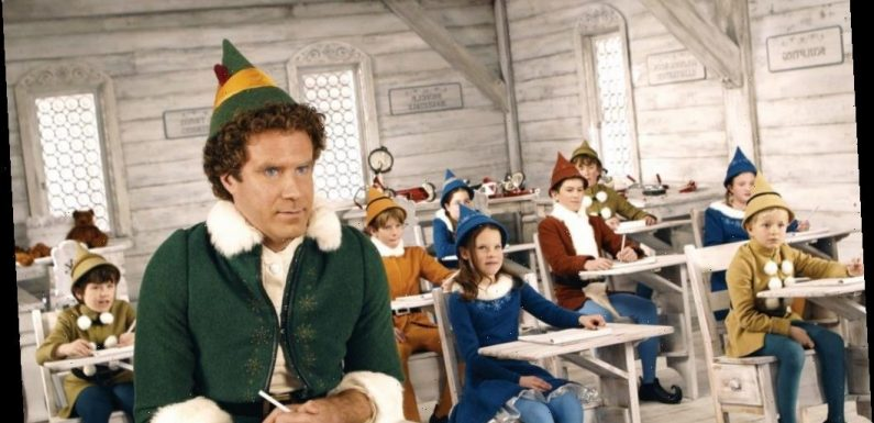 How a Mental Institution Played a Part In Filming 'ELF'