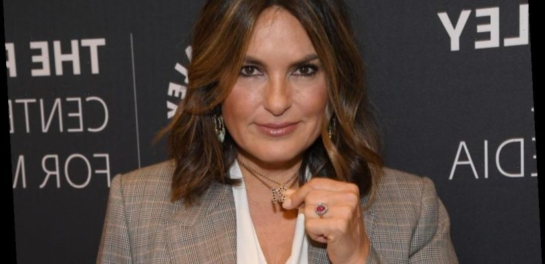 Mariska Hargitay Shares a Throwback Photo of Herself From the '80s and It's a Must-See