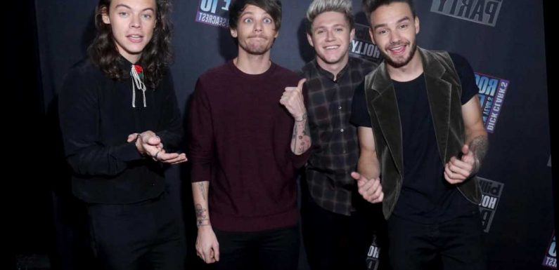 One Direction's hair stylist says it was tough working on tour – because they slept with girls who worked around them